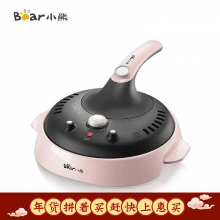 小熊(Bear)DBC-C06E1家用电饼铛煎烤春饼薄饼机不粘煎饼铛·粉色  粉色