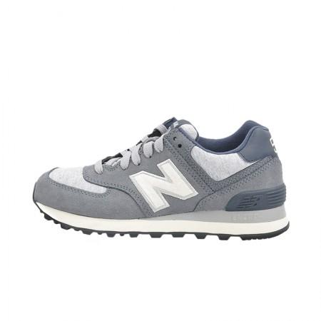 newbalance  574系列 男款时尚运动慢跑鞋·灰色