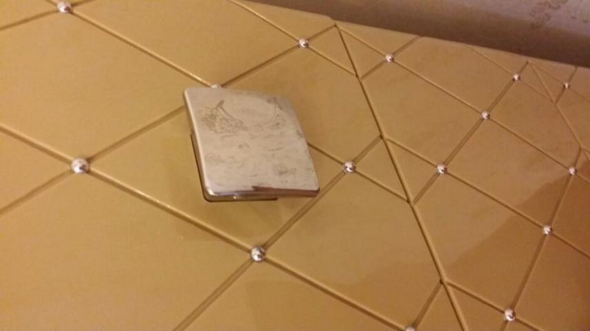 欧式深咖色墙纸贴图素材